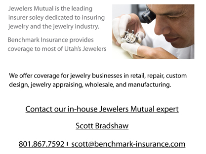 Benchmark insurance for Jewelers mutual personal jewelry insurance